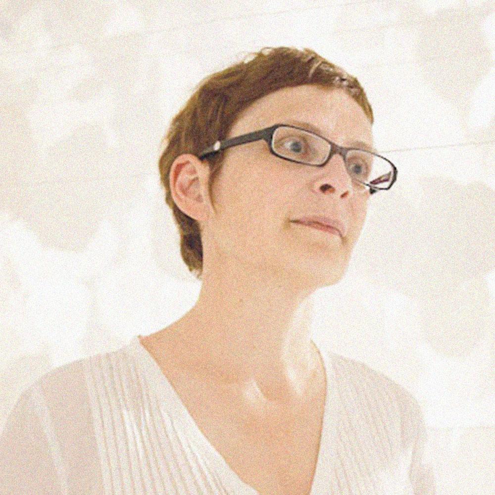 Claire Jolin, portrait