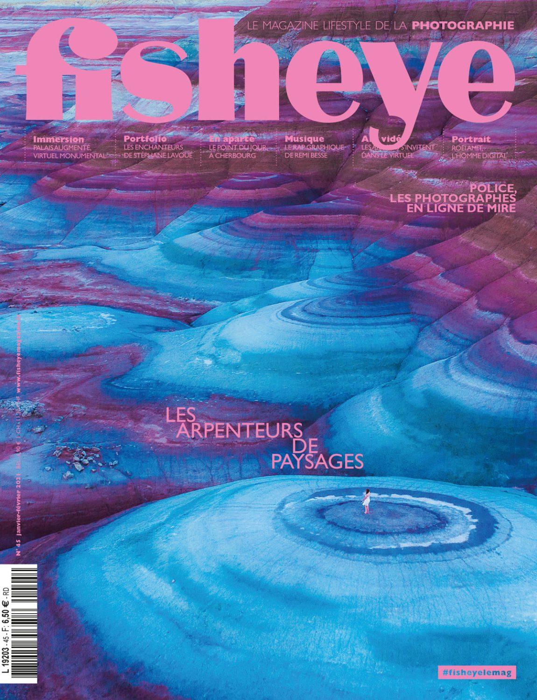 """""""Après, on oublie"""" artile dans Fisheye Magazine"""